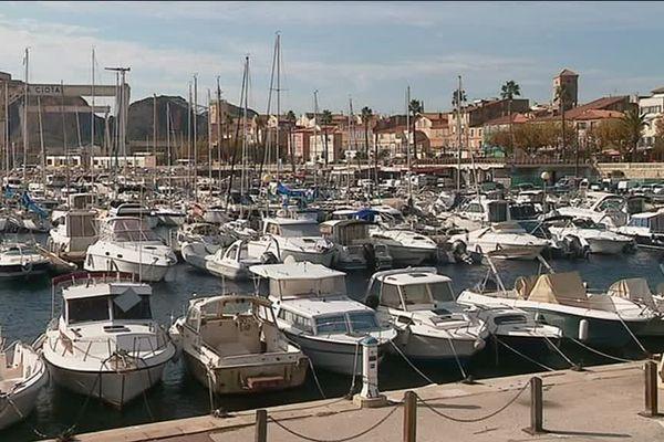 Une quarantaine de bateaux ont été vandalisés depuis cet été dans le nouveau port de plaisance de la Ciotat.