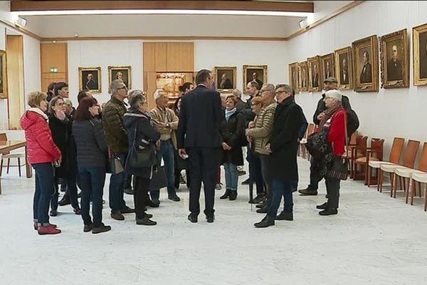L'hôtel de ville de Besançon de nouveau ouvert au public