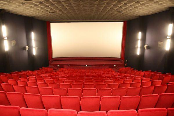 La salle du cinéma Le Prado, fermée pour le second confinement