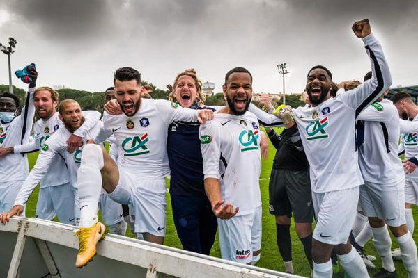 Le Canet Roussillon Football Club affrontera l'Olympique de Marseille en 16ème de finale de la Coupe de France