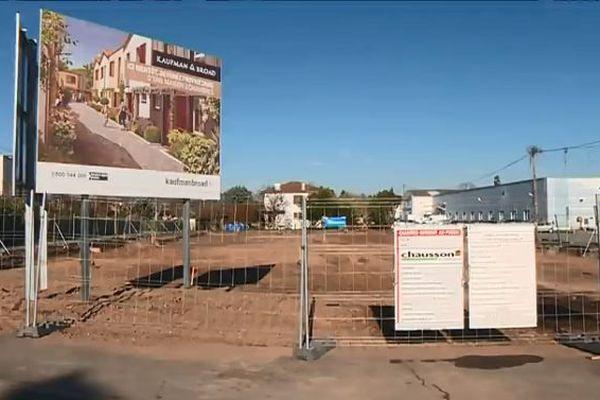 Chaque année plus de 7000 logements neufs sortent de terre à Toulouse