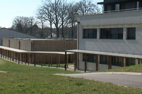 Le Centre de Formation des Apprentis du Moulin Rabaud à Limoges, spécialisé dans le bâtiment.