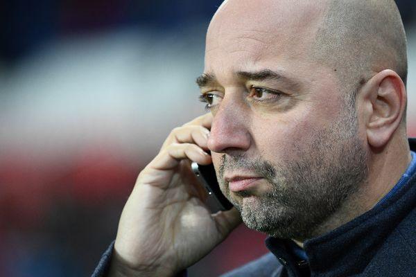 Gérard Lopez (photographié en 2018). L'homme d'affaires hispanico-luxembourgeois a du apporter les garanties de paiement du loyer du stade Matmut, qui s'élève à près de 5 millions d'euros par an.