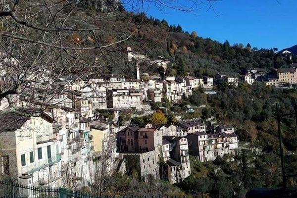 De 480 habitants en temps normal, le village de Saorge grimpe l'été à 1.000.