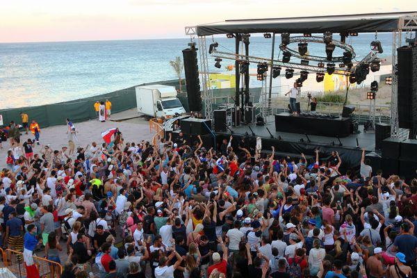 Le festival Electrobeach accueille une quatrième scène pour la cinquième édition qui aura lieu les 13,14 et 15 juillet sur la plage du Barcarès.