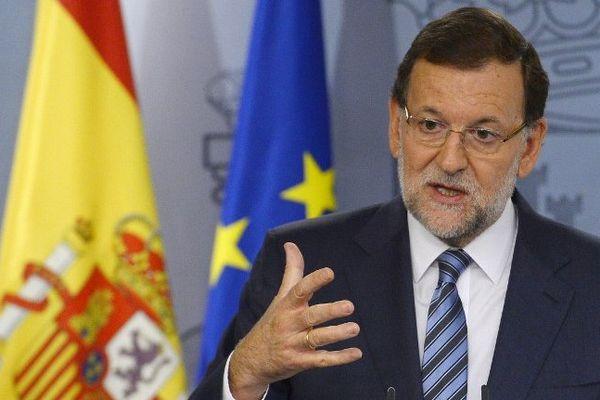 Le chef du gouvernement espagnol, Mariano Rajoy, a confirmé avoir introduit un recours devant le tribinal constitutionnel, contre le référendum d'indépendance prévu par la Catalogne.
