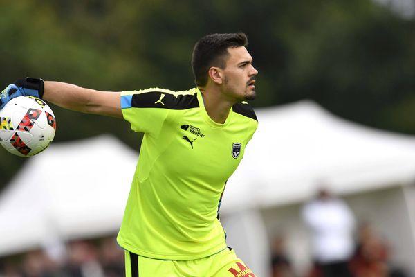 Jérôme Prior quitte Bordeaux pour Valenciennes.