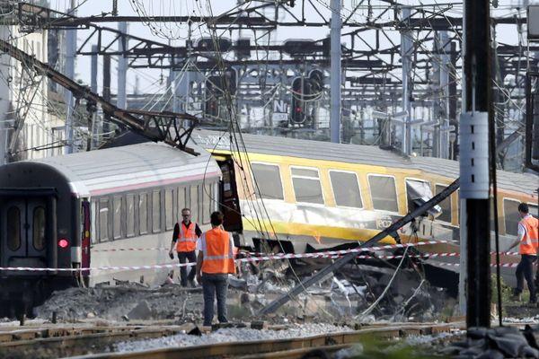 L'accident de Brétigny-sur-orge avait coûté la vie à 7 personnes, et blessé des dizaines d'autres