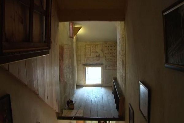 L'intérieur des maisons à Cluny permet d'en savoir plus sur l'histoire de la ville