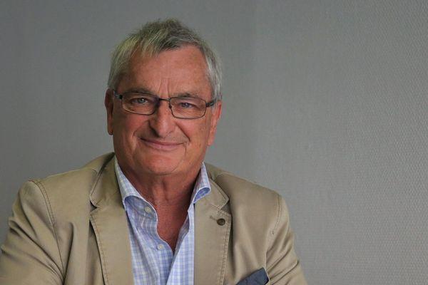Michel Raison, sénateur LR de Haute-Saône