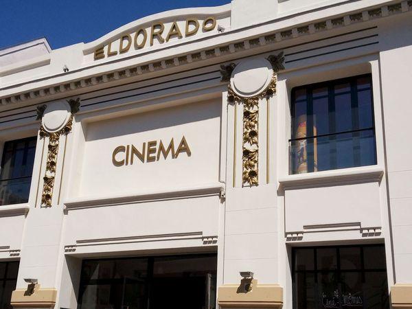 L'Eldorado, à Dijon, est un cinéma indépendant d'arts et essai.