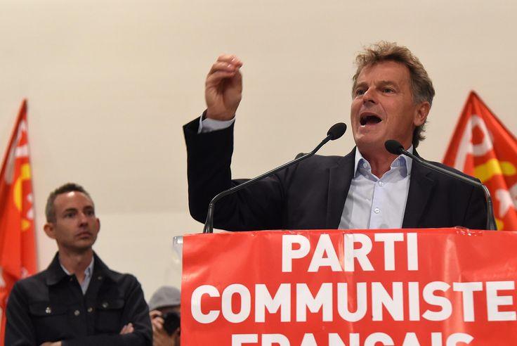 Le Nordiste Fabien Roussel élu à la tête du PCF