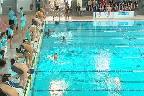 Championnats de France Universitaire à Dijon