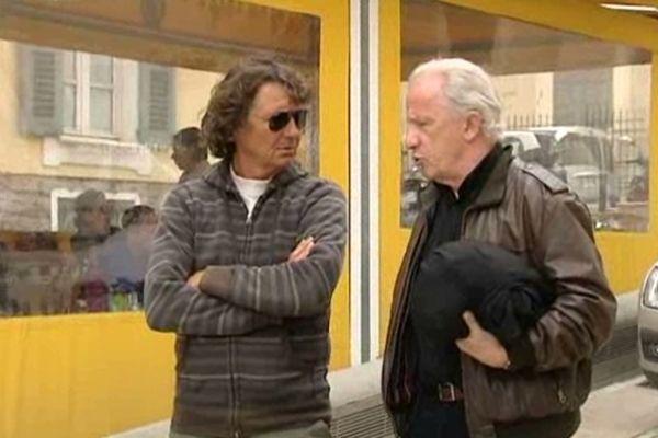 Alain Appietto et son avocat, Maître Petreschi.