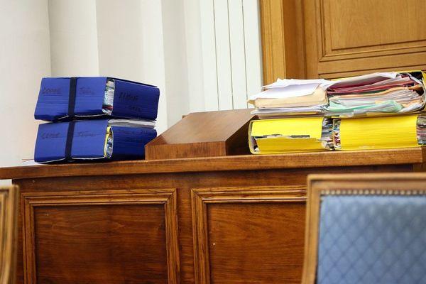 Illustration de la Cour d'assises de Douai.