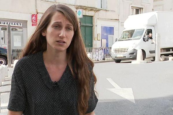 Camille Halut, observatrice pour la Ligue des droits de l'Homme à Montpellier - 23/09/2019