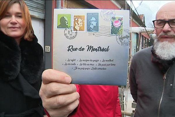 Céline Legoff et Sylvain Robert le duo créateur de Rue de montréal