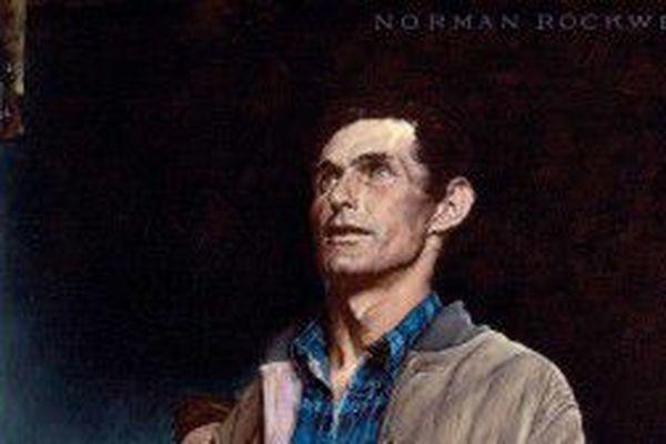La liberté de Parole, l'un des tableaux les plus célèbres de Rockwell.