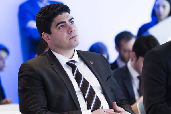 Guillaume Kasbarian, député LREM d'Eure-et-Loir.