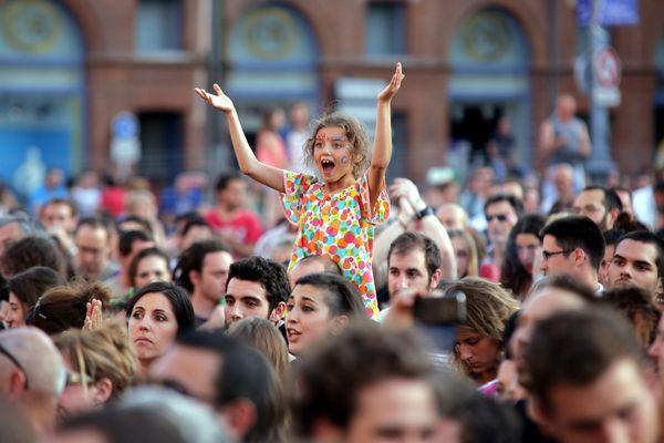 La fête de la musique à Toulouse, c'est place du Capitole mais aussi partout dans la ville.