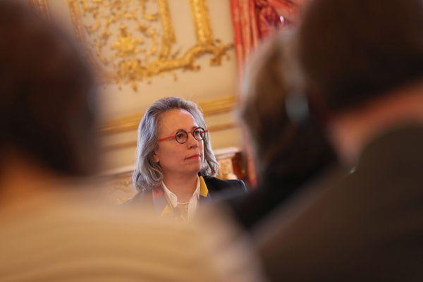 Sabine Thillaye a rejoint le groupe MoDem de l'Assemblée nationale, ce mardi 8 septembre.