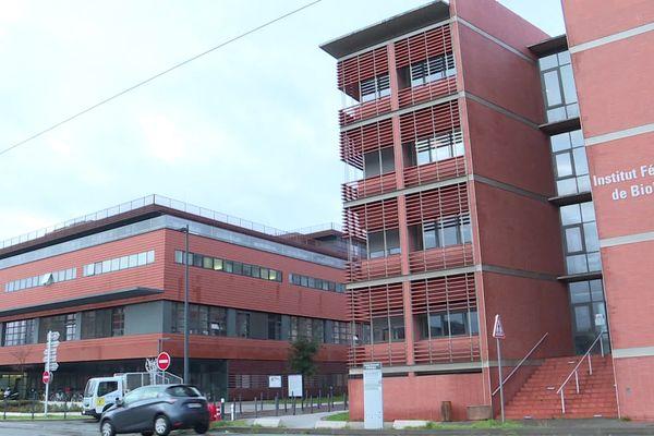 Institut Fédératif de Biologie CHU Toulouse Purpan