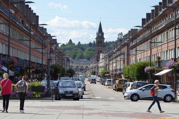 La crise sanitaire affecte durablement les comptes des communes comme par exemple à Saint-Dié-des-Vosges.