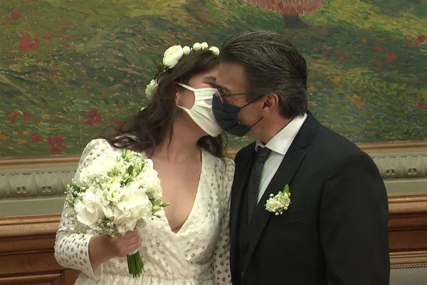 Se marier malgré le Covid (Photo d'illustration)