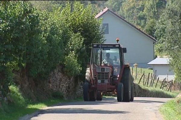 Fusion de 6 communes du Jura