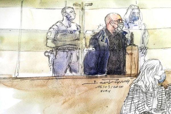 Aïssa Zerouati a été condamné à vingt ans de réclusion criminelle jeudi soir.