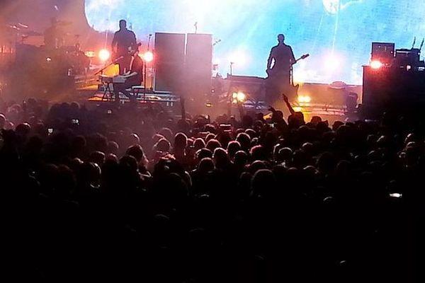 Photo d'illustration (Photo prise au concert de Placebo le 22 avril 2017 à Dijon)