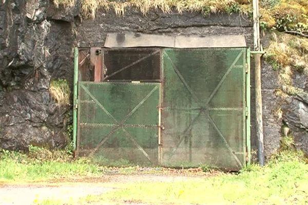 La mine de tungstène de Salau a été fermée il y a 30 ans.