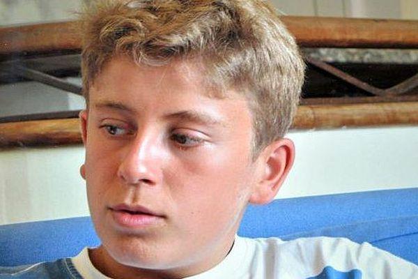 Lucas Tronche disparu depuis le 18 mars 2015 à Bagnols-sur-Cèze dans le Gard.