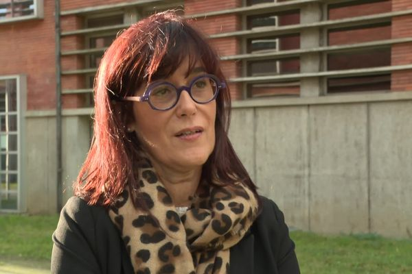 La liste de Sophie Borderie, présidente du Conseil départemental du Lot-et-Garonne depuis 2019, est en tête du département.