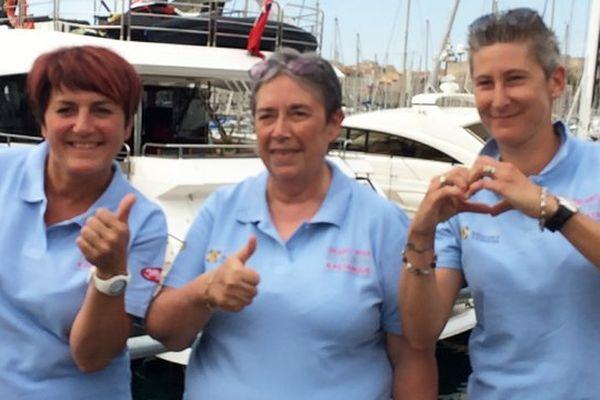 La triplette Innocenti / Lesaine / Berdoyes remportent la finale