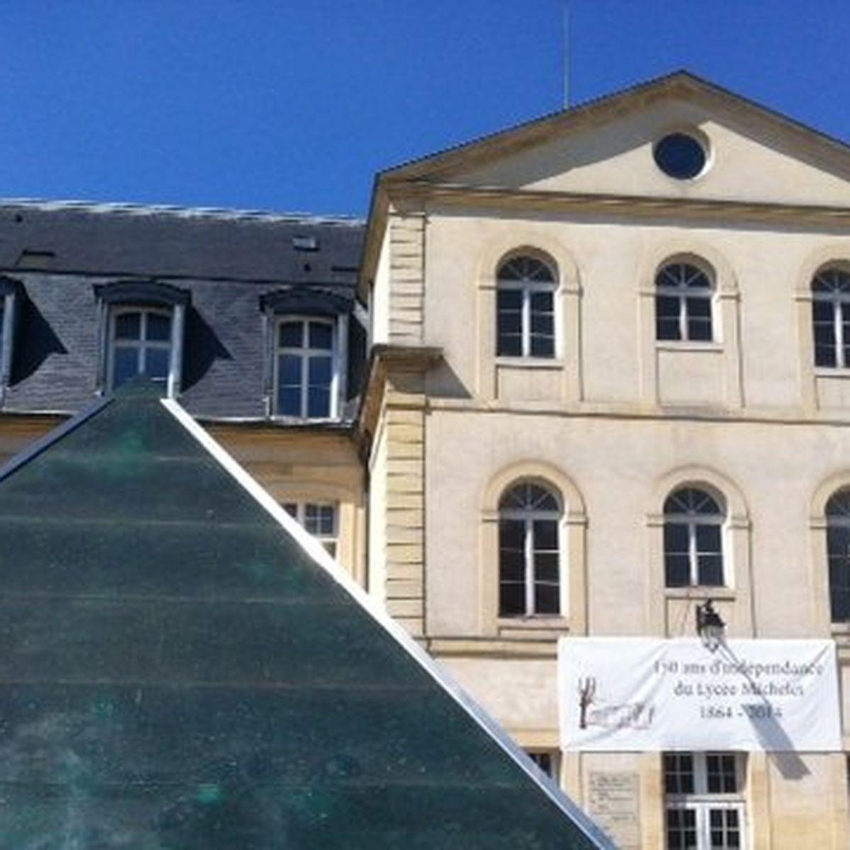 Le Lycee Michelet De Vanves Fete Ses 150 Ans D Independance