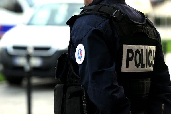 Un policier (image d'illustration).