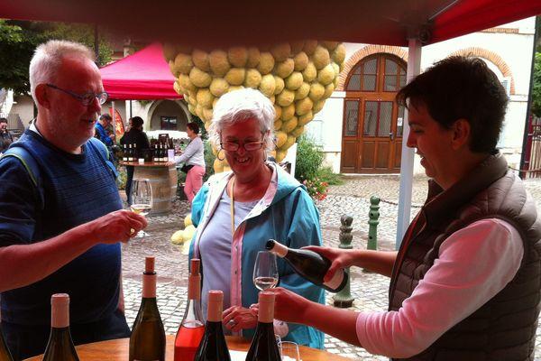 Dans l'Allier, le festival viticole et gourmand en Pays de Saint-Pourçain se déroule jusqu'au 20 août. Les vins et la gastronomie seront à l'honneur.