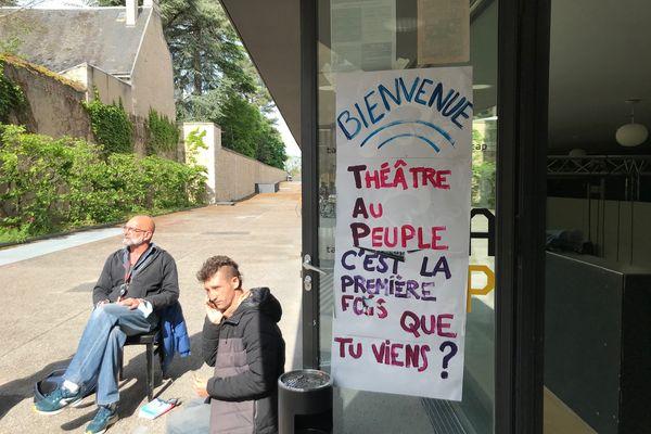 Le TAP rebaptisé théâtre au Peuple