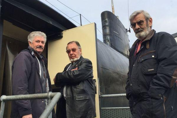 """Visite du sous-marin """"la FLore"""""""