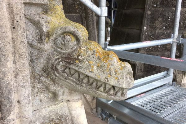 1300 éléments sculptés vont faire l'objet d'une restauration