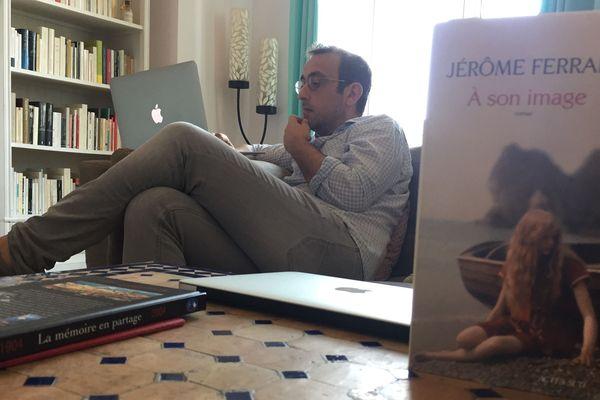 Jérôme Ferrari occupe une place importante dans l'anthologie