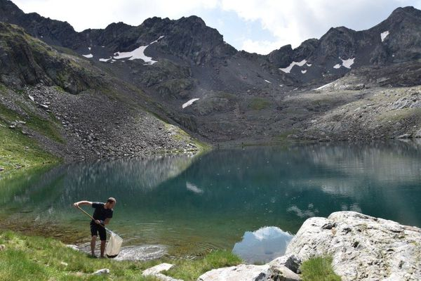 36 lacs pyrénéens ont été inventoriés en 4 ans : 4 lacs andorrans, 13 lacs catalans et 19 lacs français