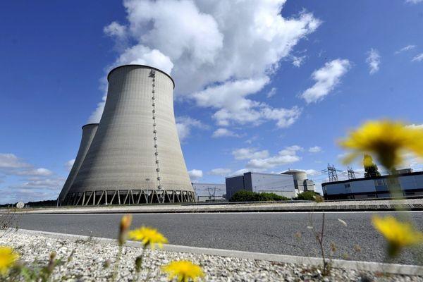 La centrale nucléaire de Belleville-sur-Loire serait destinée à accueillir un nouveau bassin de stockage de déchets nucléaires