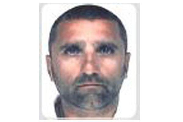 Bernard Fischetti, tué par balles ce mardi matin à Marseille.