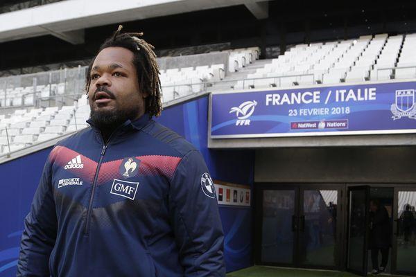 Mathieu Bastareaud est désigné capitaine !