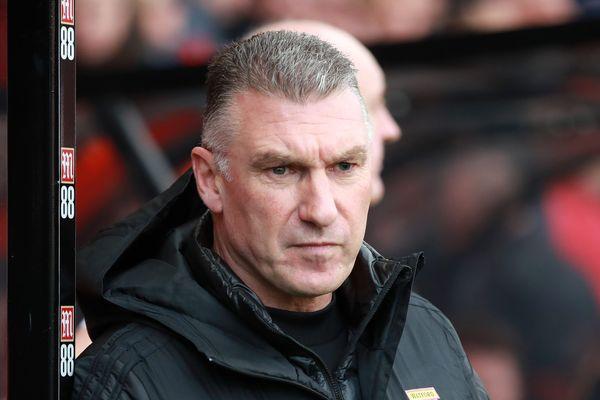 Nigel Pearson, entraîneur de Watford, en janvier dernier.