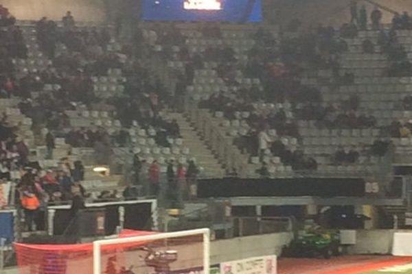 La Coupe de la Ligue au stade Marcel Picot.