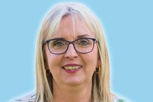 Pascale Boyer candidate LREM dans la 1ère circonscription des Hautes-Alpes