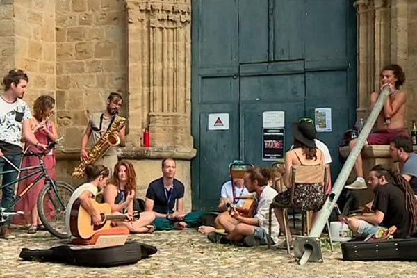 À Jazz in Marciac, les bénévoles sont importants. Sans eux, le festival n'existerait pas.